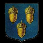 Blason Famille Du Chesne de Saint-Léger