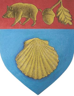 Blason du village de Saint-Léger